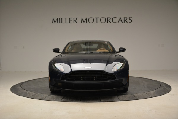 New 2018 Aston Martin DB11 V8 for sale Sold at Pagani of Greenwich in Greenwich CT 06830 12