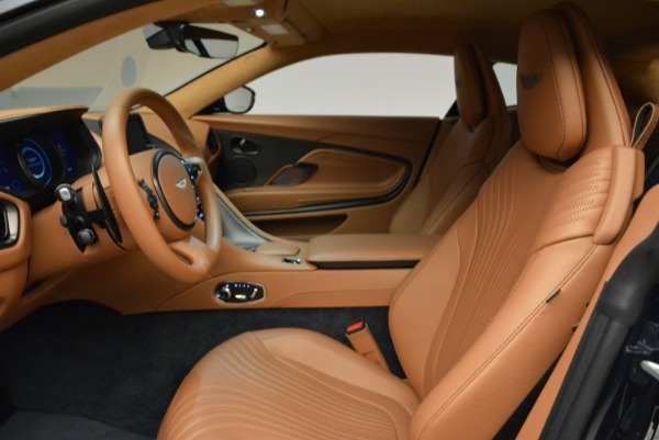 New 2018 Aston Martin DB11 V8 for sale Sold at Pagani of Greenwich in Greenwich CT 06830 13