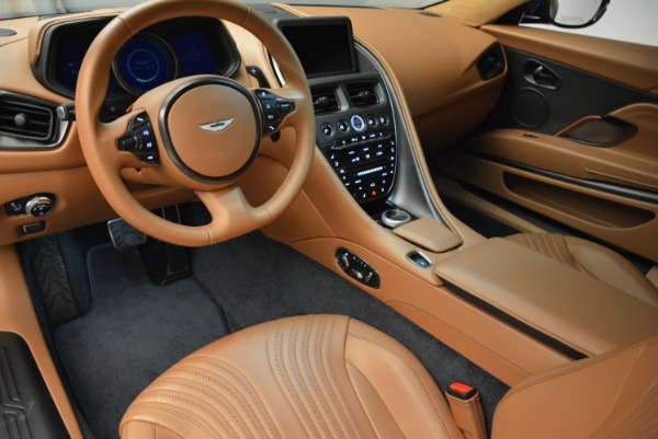New 2018 Aston Martin DB11 V8 for sale Sold at Pagani of Greenwich in Greenwich CT 06830 14
