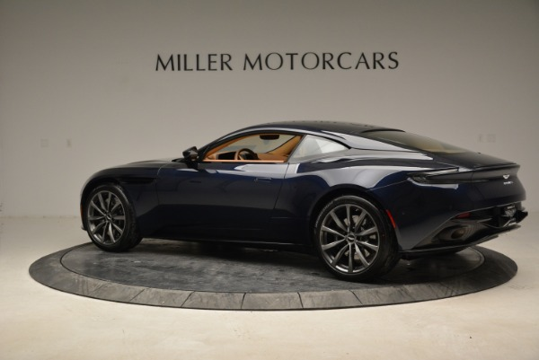 New 2018 Aston Martin DB11 V8 for sale Sold at Pagani of Greenwich in Greenwich CT 06830 4