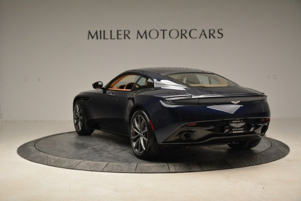 New 2018 Aston Martin DB11 V8 for sale Sold at Pagani of Greenwich in Greenwich CT 06830 5