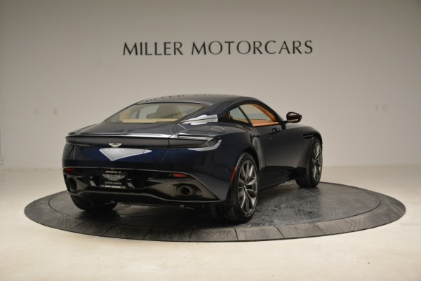 New 2018 Aston Martin DB11 V8 for sale Sold at Pagani of Greenwich in Greenwich CT 06830 7