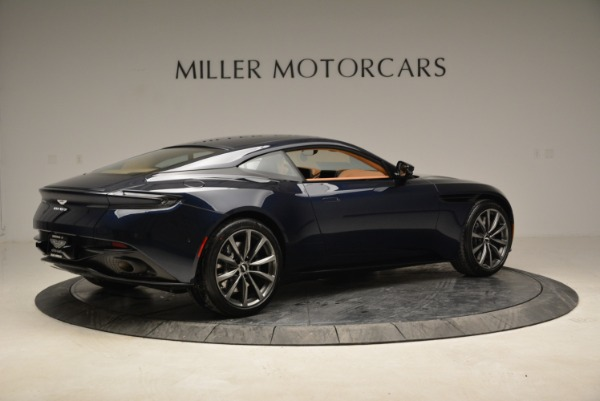 New 2018 Aston Martin DB11 V8 for sale Sold at Pagani of Greenwich in Greenwich CT 06830 8