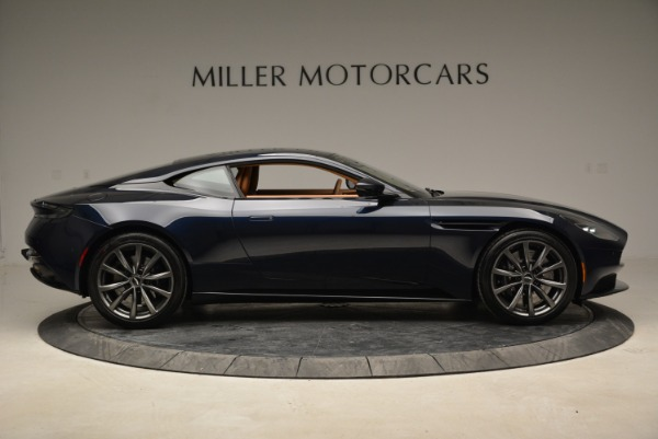 New 2018 Aston Martin DB11 V8 for sale Sold at Pagani of Greenwich in Greenwich CT 06830 9