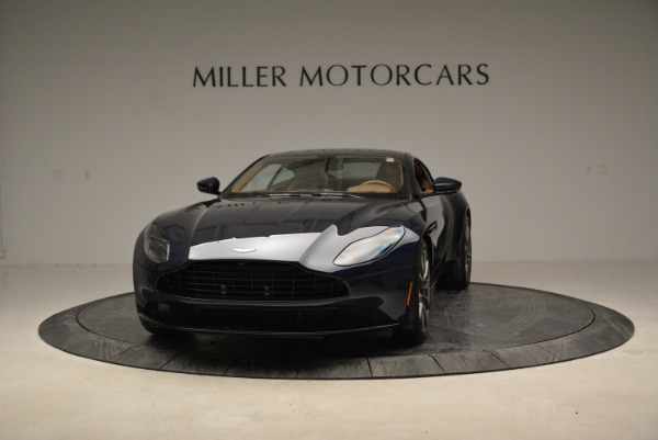 New 2018 Aston Martin DB11 V8 for sale Sold at Pagani of Greenwich in Greenwich CT 06830 1