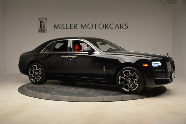 Used 2017 Rolls-Royce Ghost Black Badge for sale Sold at Pagani of Greenwich in Greenwich CT 06830 10