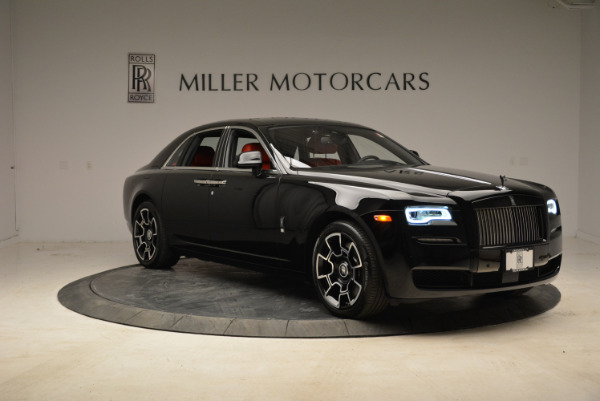 Used 2017 Rolls-Royce Ghost Black Badge for sale Sold at Pagani of Greenwich in Greenwich CT 06830 11