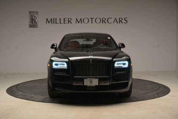 Used 2017 Rolls-Royce Ghost Black Badge for sale Sold at Pagani of Greenwich in Greenwich CT 06830 12