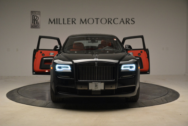 Used 2017 Rolls-Royce Ghost Black Badge for sale Sold at Pagani of Greenwich in Greenwich CT 06830 13