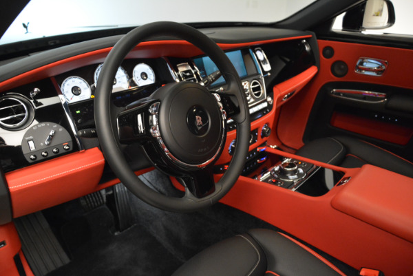 Used 2017 Rolls-Royce Ghost Black Badge for sale Sold at Pagani of Greenwich in Greenwich CT 06830 21