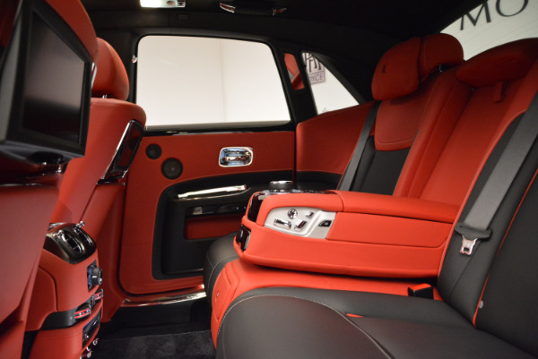 Used 2017 Rolls-Royce Ghost Black Badge for sale Sold at Pagani of Greenwich in Greenwich CT 06830 26