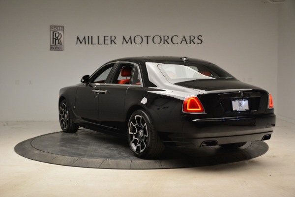 Used 2017 Rolls-Royce Ghost Black Badge for sale Sold at Pagani of Greenwich in Greenwich CT 06830 5