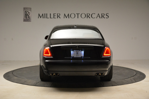Used 2017 Rolls-Royce Ghost Black Badge for sale Sold at Pagani of Greenwich in Greenwich CT 06830 6