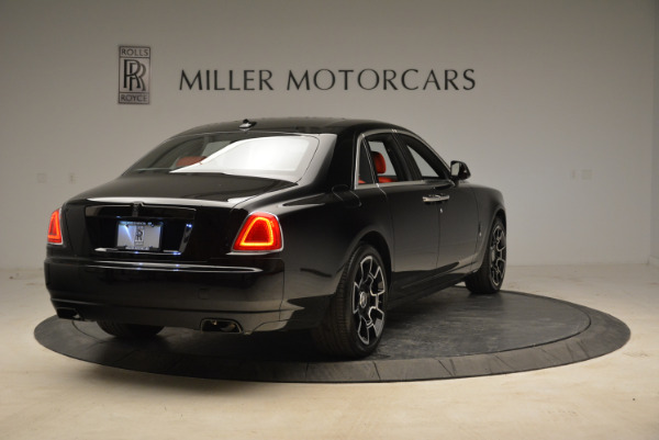 Used 2017 Rolls-Royce Ghost Black Badge for sale Sold at Pagani of Greenwich in Greenwich CT 06830 7