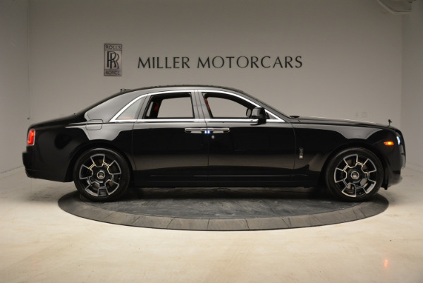 Used 2017 Rolls-Royce Ghost Black Badge for sale Sold at Pagani of Greenwich in Greenwich CT 06830 9