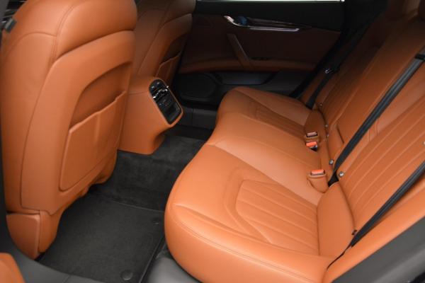 New 2016 Maserati Quattroporte S Q4 for sale Sold at Pagani of Greenwich in Greenwich CT 06830 19