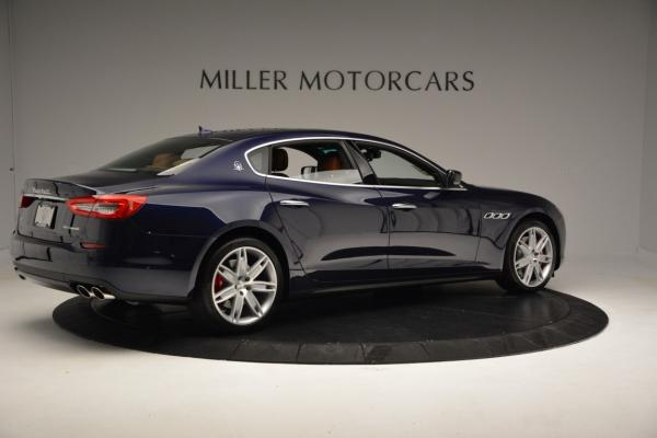 New 2016 Maserati Quattroporte S Q4 for sale Sold at Pagani of Greenwich in Greenwich CT 06830 8
