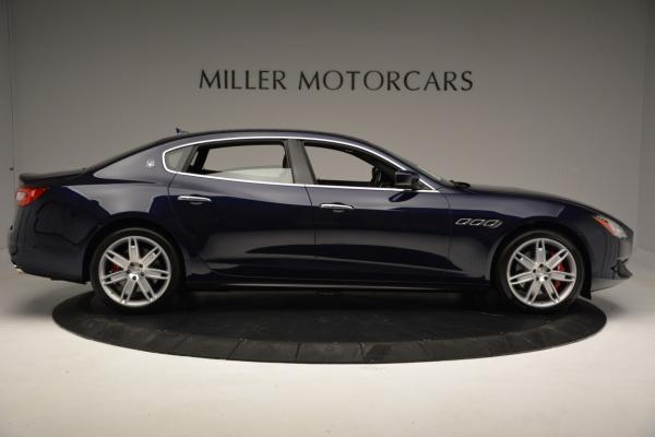 New 2016 Maserati Quattroporte S Q4 for sale Sold at Pagani of Greenwich in Greenwich CT 06830 9