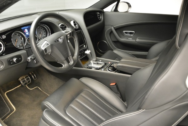 Used 2015 Bentley Continental GT V8 S for sale Sold at Pagani of Greenwich in Greenwich CT 06830 15
