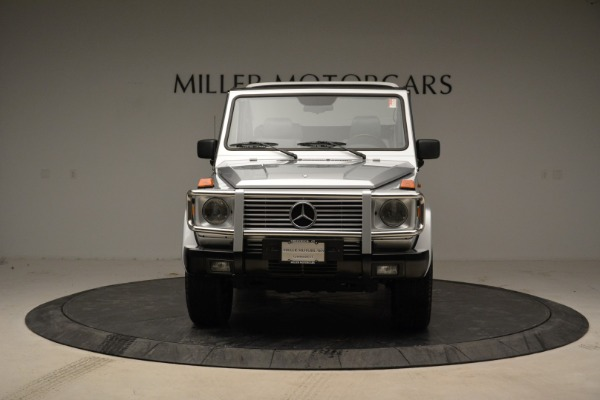 Used 1999 Mercedes Benz G500 Cabriolet for sale Sold at Pagani of Greenwich in Greenwich CT 06830 12
