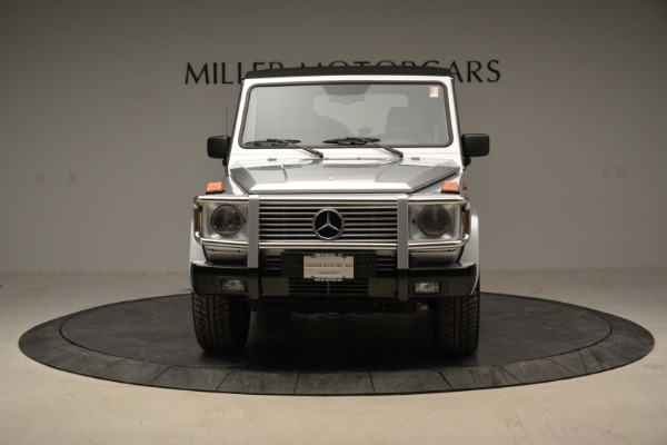 Used 1999 Mercedes Benz G500 Cabriolet for sale Sold at Pagani of Greenwich in Greenwich CT 06830 20