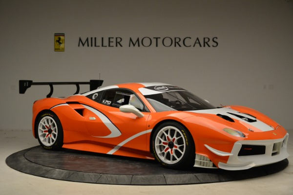 Used 2017 Ferrari 488 Challenge for sale Sold at Pagani of Greenwich in Greenwich CT 06830 10