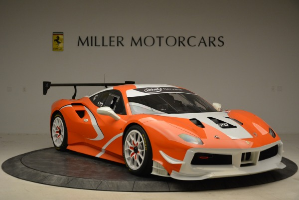 Used 2017 Ferrari 488 Challenge for sale Sold at Pagani of Greenwich in Greenwich CT 06830 11