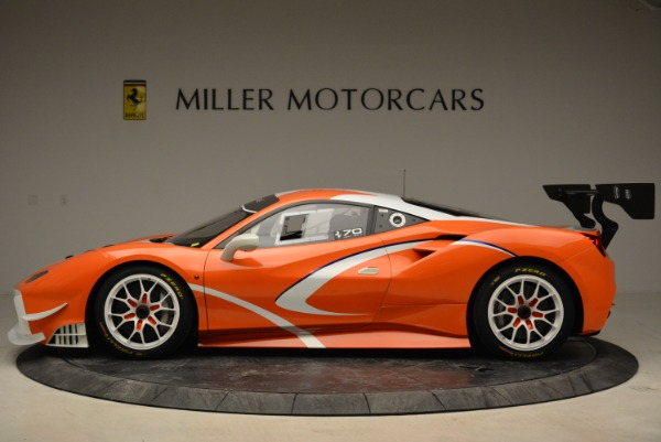 Used 2017 Ferrari 488 Challenge for sale Sold at Pagani of Greenwich in Greenwich CT 06830 3