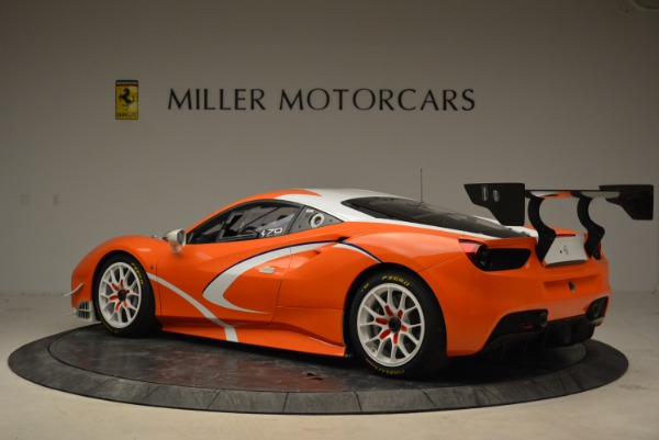 Used 2017 Ferrari 488 Challenge for sale Sold at Pagani of Greenwich in Greenwich CT 06830 4