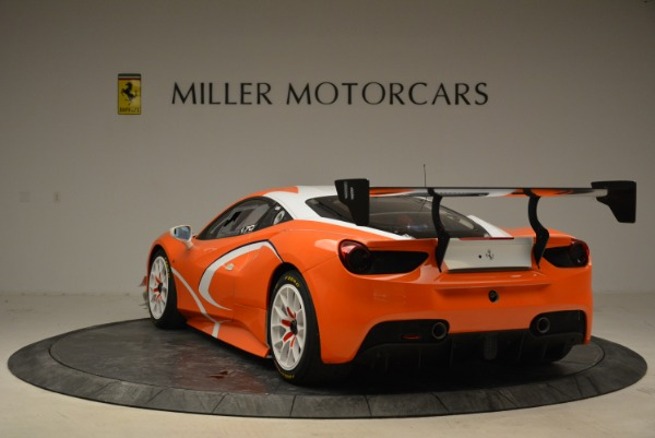 Used 2017 Ferrari 488 Challenge for sale Sold at Pagani of Greenwich in Greenwich CT 06830 5