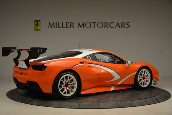 Used 2017 Ferrari 488 Challenge for sale Sold at Pagani of Greenwich in Greenwich CT 06830 8