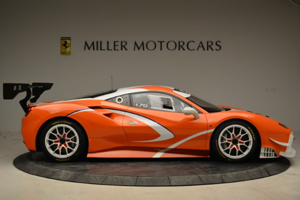 Used 2017 Ferrari 488 Challenge for sale Sold at Pagani of Greenwich in Greenwich CT 06830 9