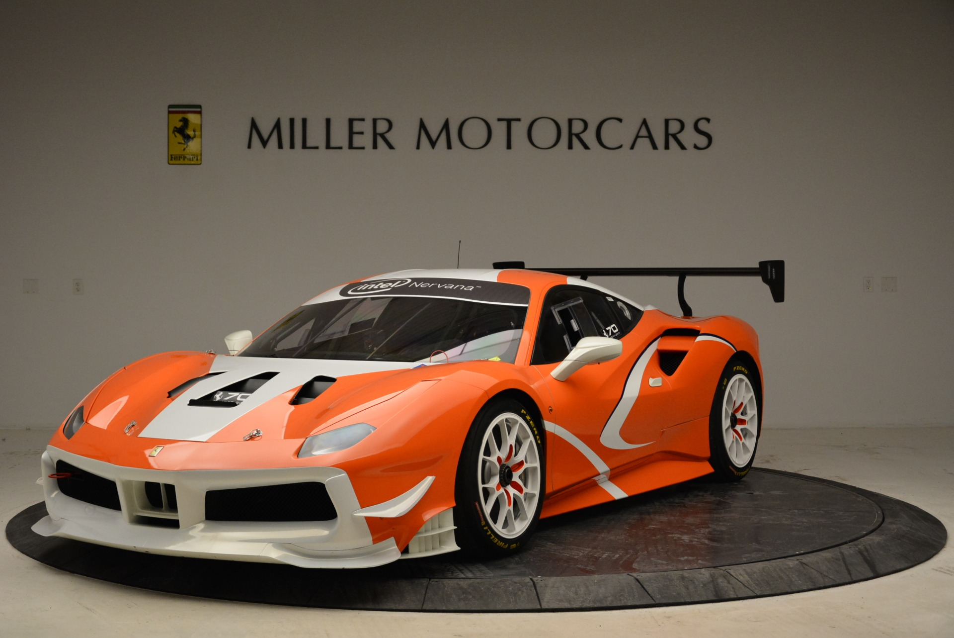 Used 2017 Ferrari 488 Challenge for sale Sold at Pagani of Greenwich in Greenwich CT 06830 1