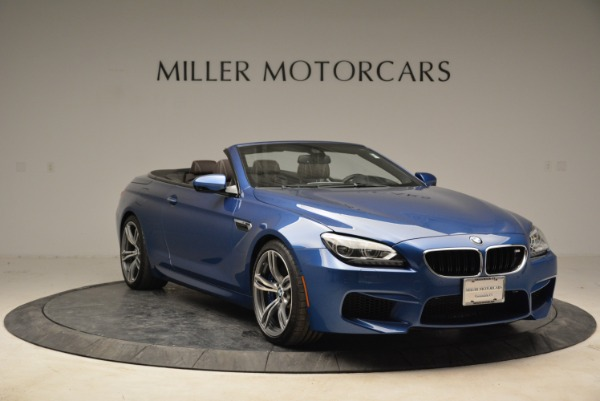 Used 2013 BMW M6 Convertible for sale Sold at Pagani of Greenwich in Greenwich CT 06830 11