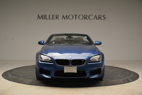 Used 2013 BMW M6 Convertible for sale Sold at Pagani of Greenwich in Greenwich CT 06830 12