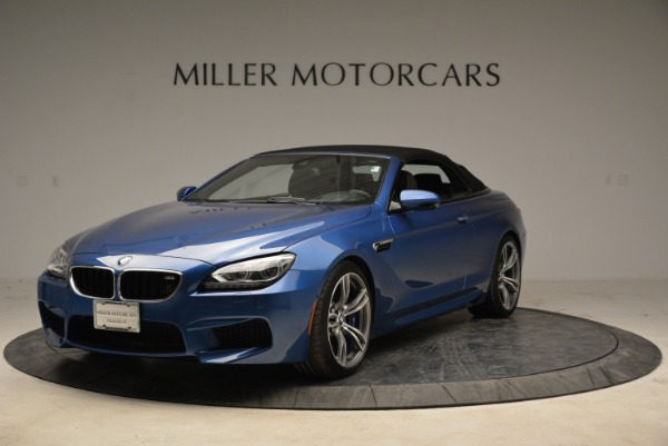 Used 2013 BMW M6 Convertible for sale Sold at Pagani of Greenwich in Greenwich CT 06830 13