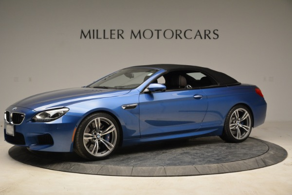 Used 2013 BMW M6 Convertible for sale Sold at Pagani of Greenwich in Greenwich CT 06830 14