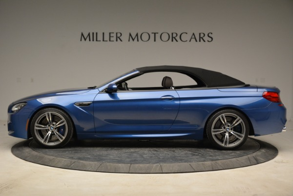 Used 2013 BMW M6 Convertible for sale Sold at Pagani of Greenwich in Greenwich CT 06830 15