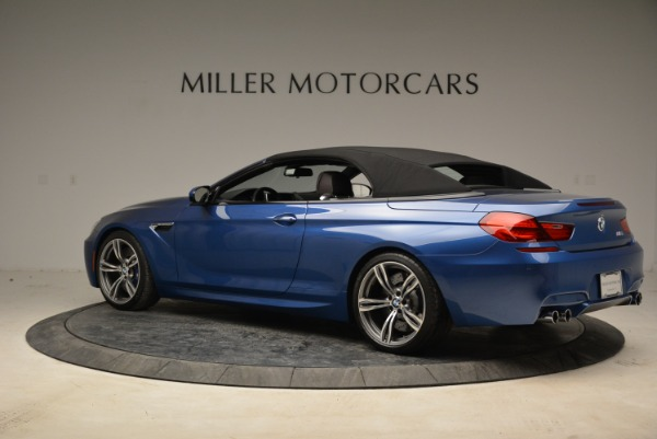 Used 2013 BMW M6 Convertible for sale Sold at Pagani of Greenwich in Greenwich CT 06830 16