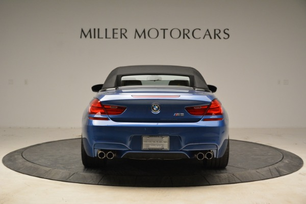Used 2013 BMW M6 Convertible for sale Sold at Pagani of Greenwich in Greenwich CT 06830 18