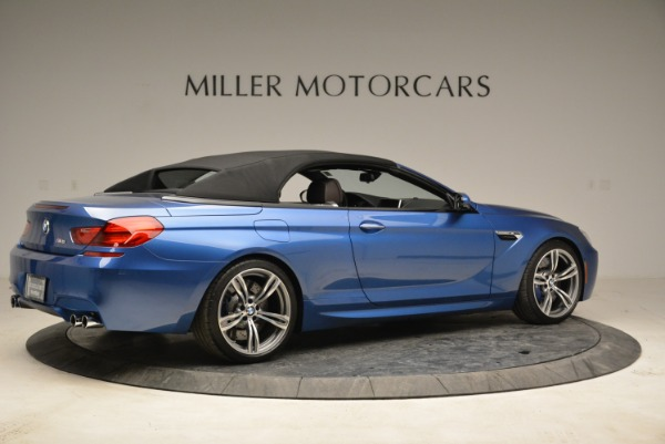 Used 2013 BMW M6 Convertible for sale Sold at Pagani of Greenwich in Greenwich CT 06830 20