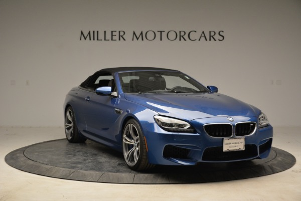 Used 2013 BMW M6 Convertible for sale Sold at Pagani of Greenwich in Greenwich CT 06830 23