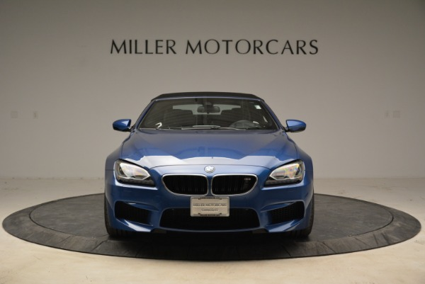 Used 2013 BMW M6 Convertible for sale Sold at Pagani of Greenwich in Greenwich CT 06830 24