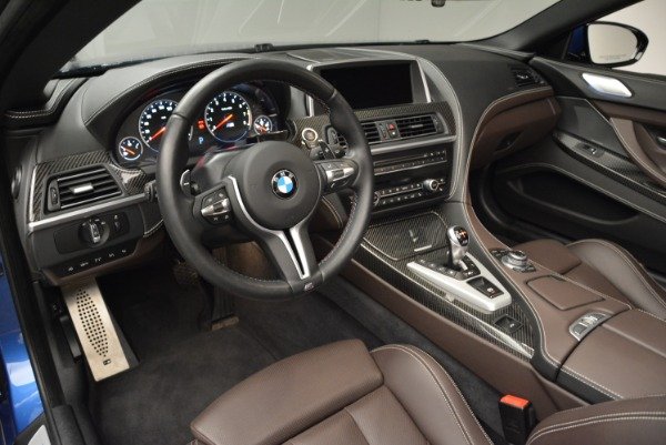 Used 2013 BMW M6 Convertible for sale Sold at Pagani of Greenwich in Greenwich CT 06830 25