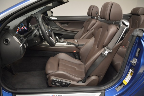 Used 2013 BMW M6 Convertible for sale Sold at Pagani of Greenwich in Greenwich CT 06830 26