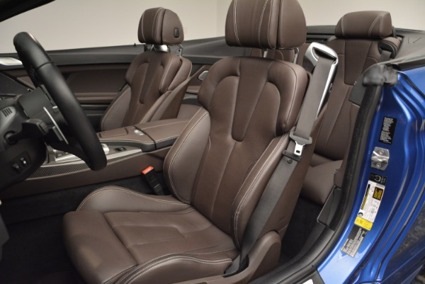 Used 2013 BMW M6 Convertible for sale Sold at Pagani of Greenwich in Greenwich CT 06830 27