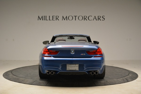 Used 2013 BMW M6 Convertible for sale Sold at Pagani of Greenwich in Greenwich CT 06830 6