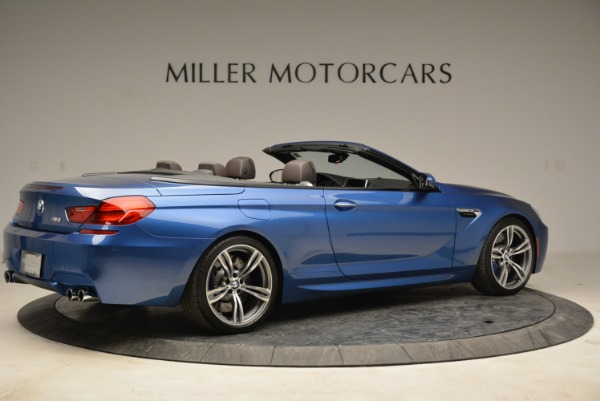 Used 2013 BMW M6 Convertible for sale Sold at Pagani of Greenwich in Greenwich CT 06830 8