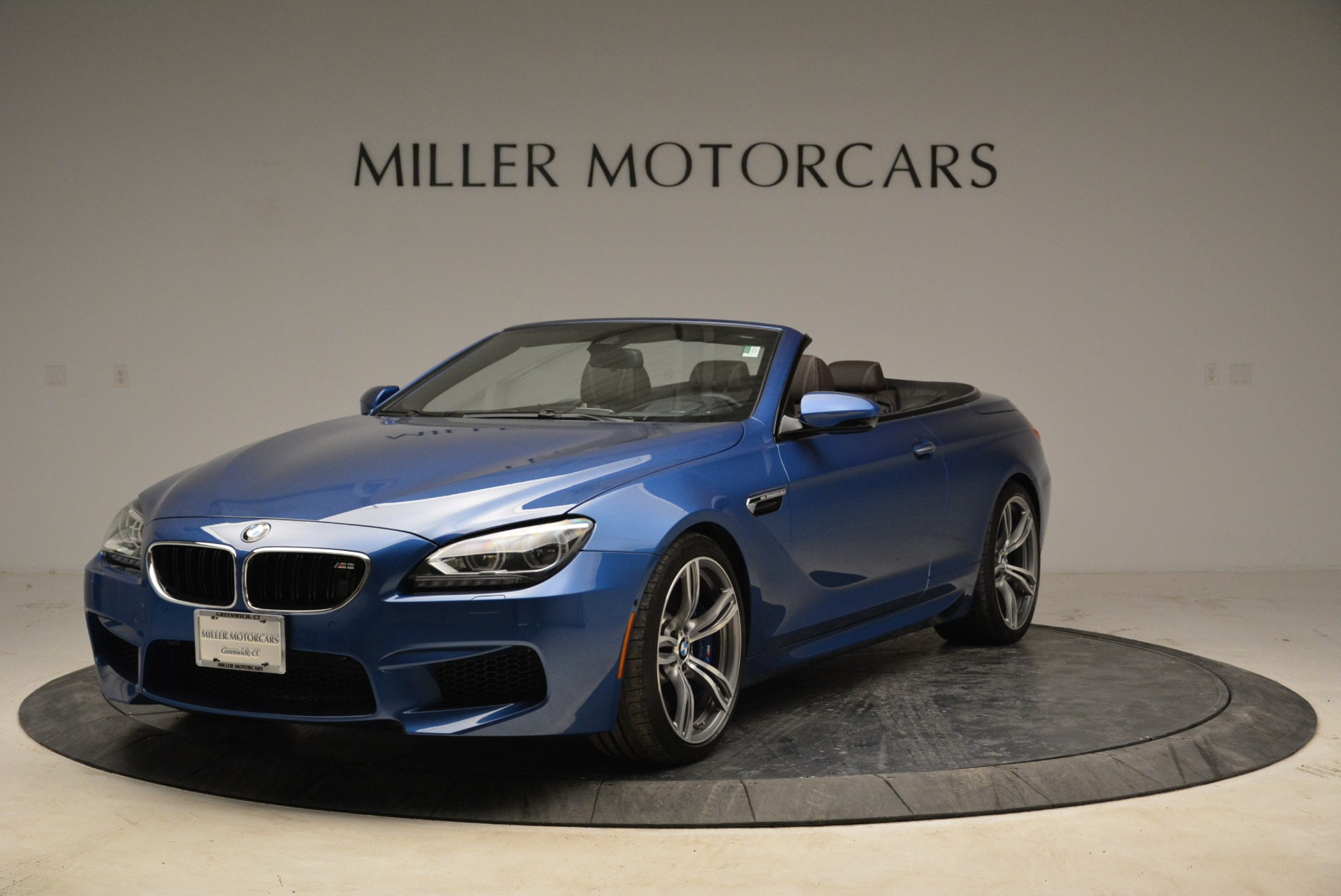 Used 2013 BMW M6 Convertible for sale Sold at Pagani of Greenwich in Greenwich CT 06830 1