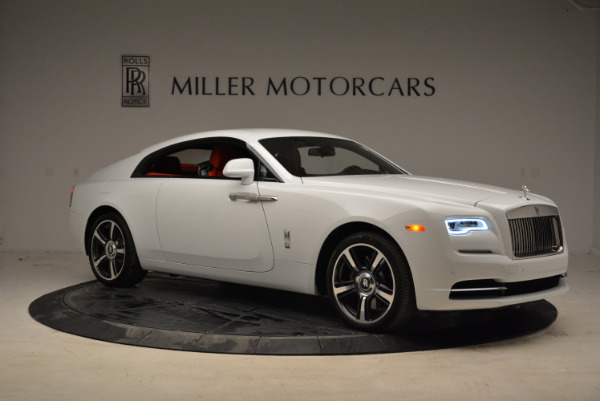 New 2018 Rolls-Royce Wraith for sale Sold at Pagani of Greenwich in Greenwich CT 06830 10